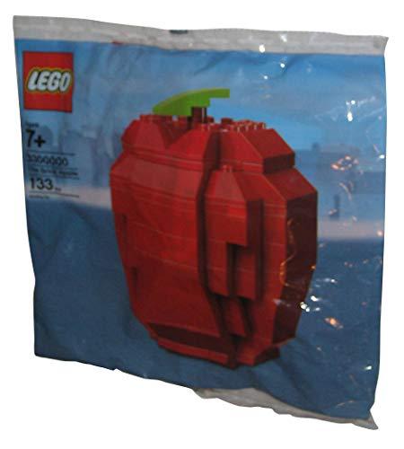 レゴ LEGO Seasonal Mini Figure Set #3300000 The Brick Apple Baggedレゴ