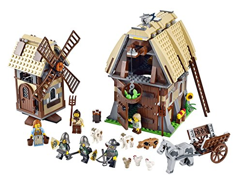 レゴ LEGO Castle Mill Village Raid 7189レゴ