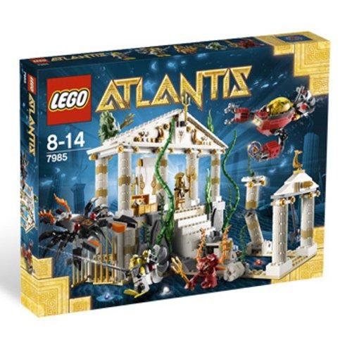 レゴ シティ 【送料無料】LEGO Atlantis City of Atlantis 7985レゴ シティ