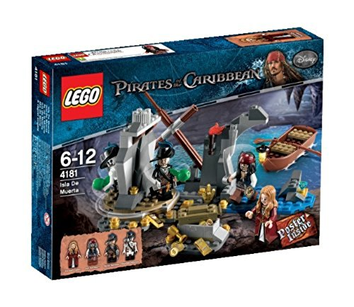 レゴ Lego Pirates Of The Caribbean 4181 : Isla De La Muertaレゴ