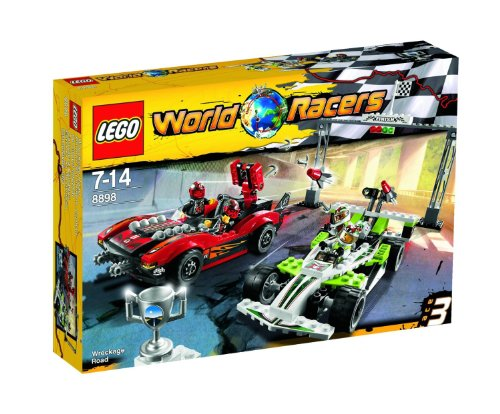 レゴ LEGO World Racers 8898 Wreckage Roadレゴ
