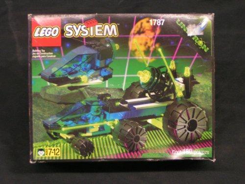 レゴ 【送料無料】Lego Systems Unitron Crater Cruiser #1787レゴ