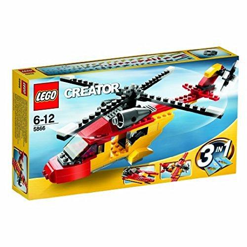 レゴ クリエイター 【送料無料】LEGO Creator Rotor Rescue 5866レゴ クリエイター