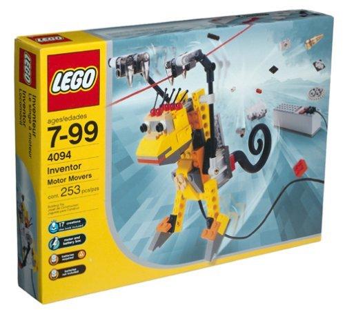 レゴ 【送料無料】Lego Inventor Motor Movers Monkey 4094レゴ