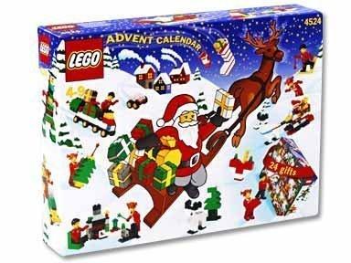 レゴ クリエイター LEGO Creator Advent Calendar, 4524, 231 Pieces, 2002レゴ クリエイター
