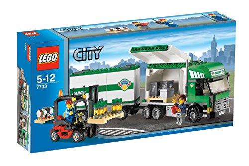 レゴ シティ LEGO City Truck and Forkliftレゴ シティ