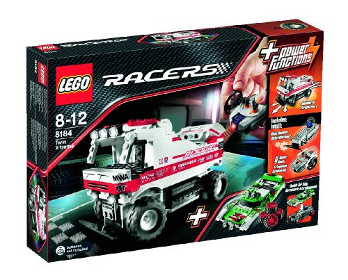 レゴ Lego 8184 Racers Twin X-tremeレゴ