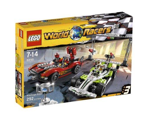 レゴ LEGO World Racers Wreckage Road 8898レゴ