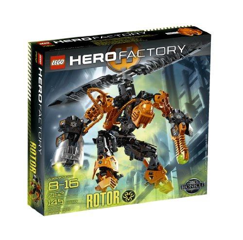 レゴ LEGO Hero Factory Rotor 7162レゴ