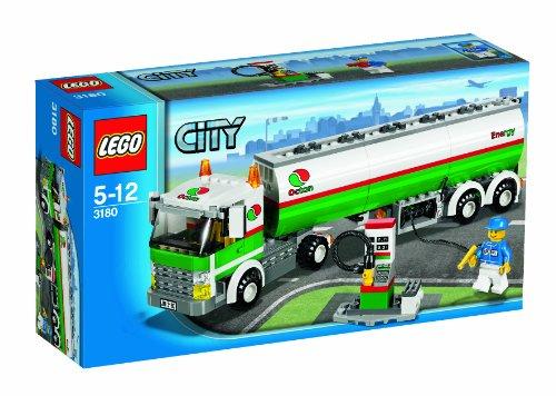 レゴ シティ LEGO City Tank Truck 3180レゴ シティ