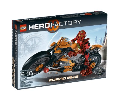 レゴ LEGO Hero Factory Furno Bike 7158レゴ