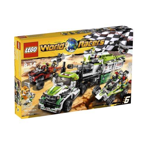 レゴ LEGO World Racers Desert of Destruction 8864レゴ