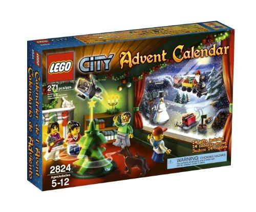 レゴ シティ LEGO City Advent Calendar 2824レゴ シティ