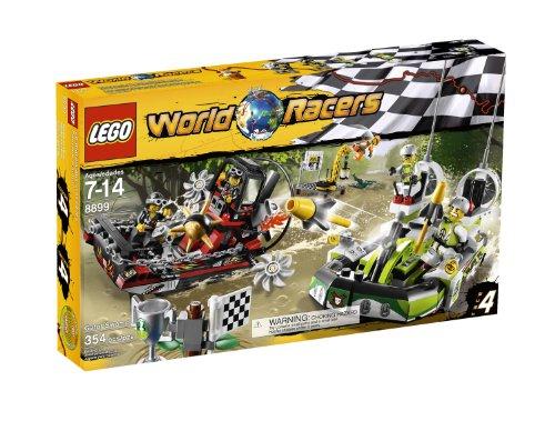 レゴ 【送料無料】LEGO World Racers Gator Swamp 8899レゴ
