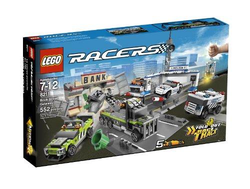 レゴ LEGO Racers Brick Street Getaway 8211レゴ