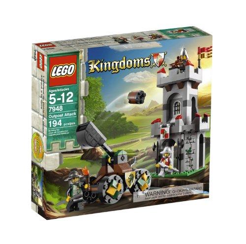 レゴ LEGO Kingdoms Outpost Attack 7948レゴ