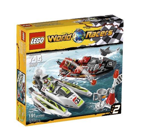 レゴ LEGO World Racers Jagged Jaws Reef 8897レゴ