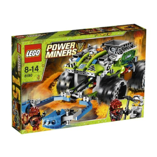 レゴ 【送料無料】LEGO Power Miners Claw Catcher 8190レゴ