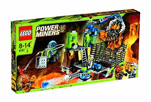 レゴ 【送料無料】LEGO? Power Miners Lavatraz 8191レゴ