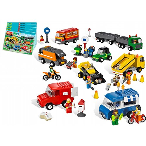 レゴ LEGO Vehicles Set (9333)レゴ