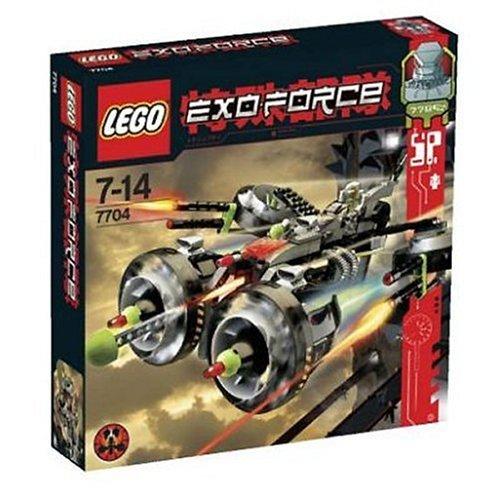 レゴ 【送料無料】LEGO EXOFORCE 7704 Sonic Phantomレゴ