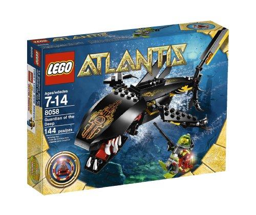 レゴ LEGO Atlantis Guardian of the Deep (8058)レゴ