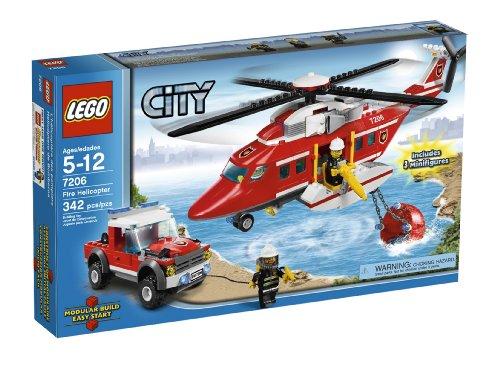 レゴ シティ LEGO City Fire Helicopter (7206)レゴ シティ