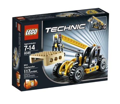 レゴ テクニックシリーズ LEGO TECHNIC Telehandler 8045レゴ テクニックシリーズ