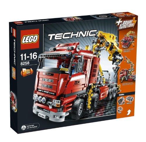 レゴ テクニックシリーズ Lego Technic Crane Truck 8258レゴ テクニックシリーズ