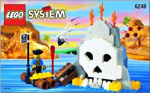 Volcano 6248レゴ Lego レゴ Pirates Island