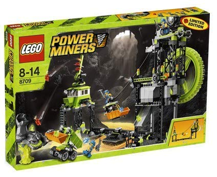 レゴ LEGO Power Miners Set #8709 Underground Mining Station (Limited Edition)レゴ