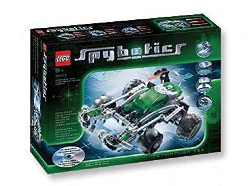 レゴ LEGO Spybotics 3809 Technojaw T55レゴ
