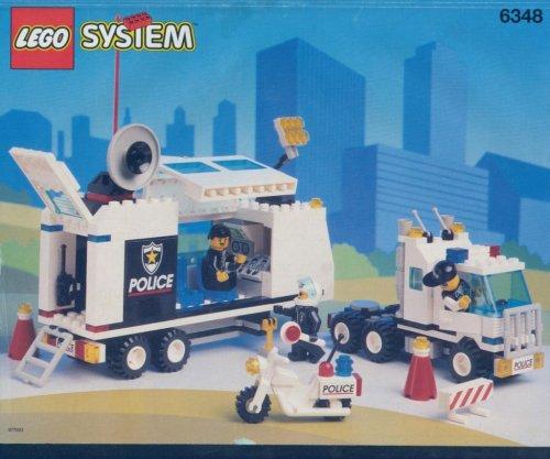 レゴ 【送料無料】Lego Classic Town Surveillance Squad 6348レゴ