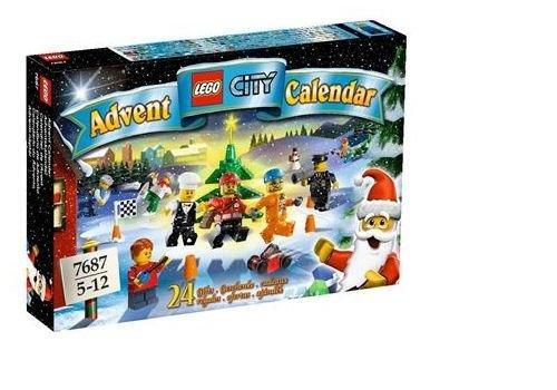 レゴ シティ LEGO City Advent Calendar (7687)レゴ シティ
