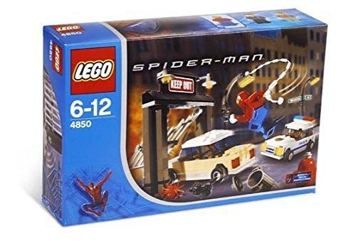 レゴ LEGO Spider-Man Set #4850 Spider-Man's First Chaseレゴ