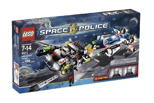 レゴ LEGO Space Police Hyperspeed Pursuit (5973)レゴ