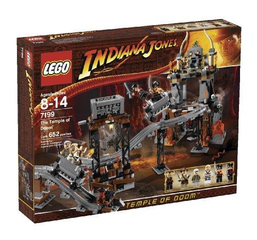 レゴ LEGO Indiana Jones The Temple of Doom (7199)レゴ