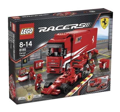 レゴ LEGO Racers Ferrari F1 Cargo (8185)レゴ
