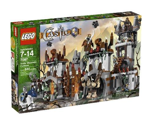 レゴ LEGO Castle Trolls' Mountain Fortress (7097)レゴ