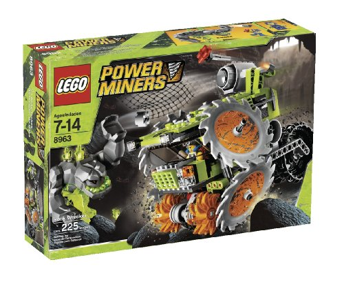 レゴ 【送料無料】LEGO Power Miners Rock Wrecker (8963)レゴ
