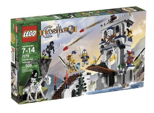 レゴ 【送料無料】LEGO Castle Drawbridge Defense (7079)レゴ