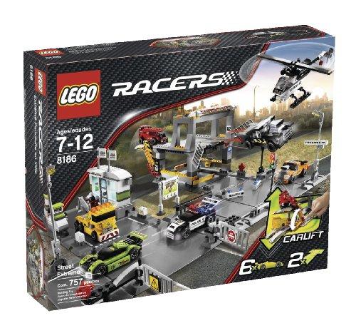 レゴ 【送料無料】LEGO Racers Street Extreme (8186)レゴ
