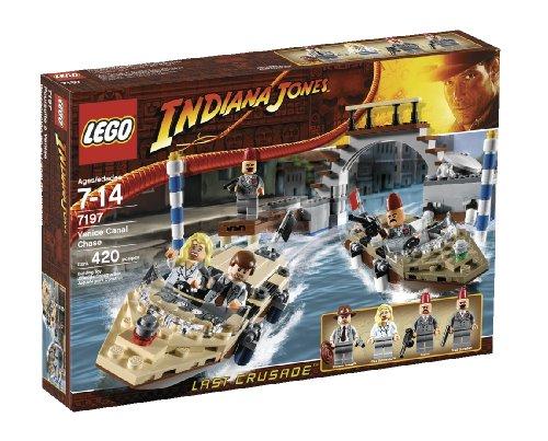 レゴ LEGO Indiana Jones Venice Canal Chase (7197)レゴ