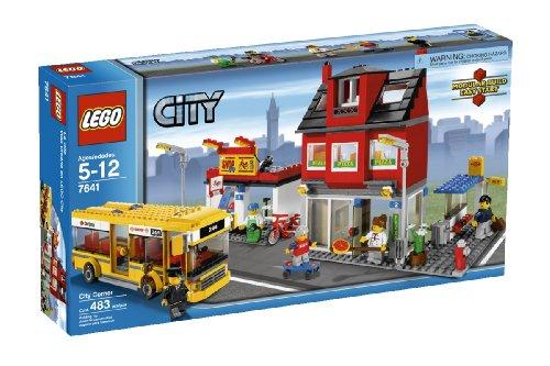 レゴ シティ LEGO City Corner (7641)レゴ シティ