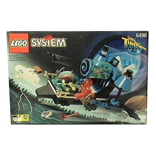 レゴ 【送料無料】LEGO Time Twisters 6496 Whirling Time Warperレゴ