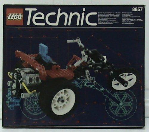 レゴ テクニックシリーズ Lego Technic Street Chopper 8857レゴ テクニックシリーズ