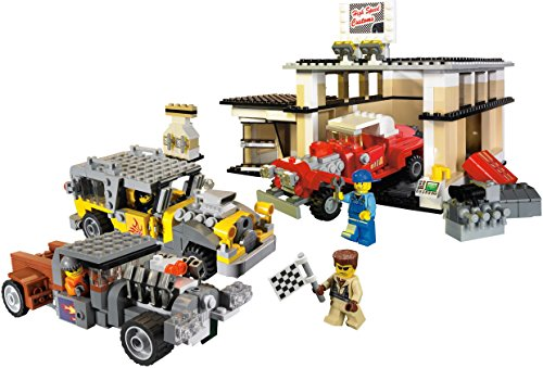レゴ LEGO Factory Custom Car Garage 10200レゴ