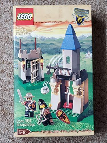 レゴ LEGO Knights Kingdom Guarded Treasury, 101 Pieces, 6094レゴ