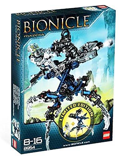 レゴ バイオニクル Lego Bionicle Mazeka Limited Edition Vehicle Set 8954レゴ バイオニクル