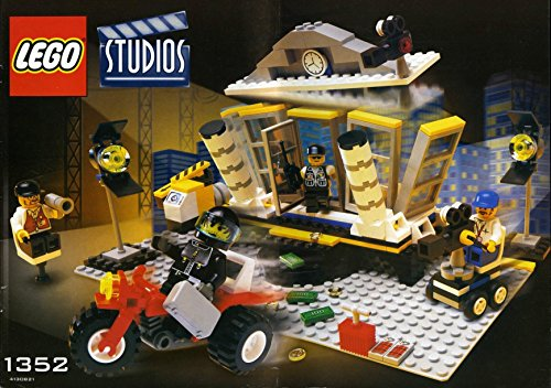 レゴ LEGO Studios Explosion Studio, 232 Pieces, 1352レゴ